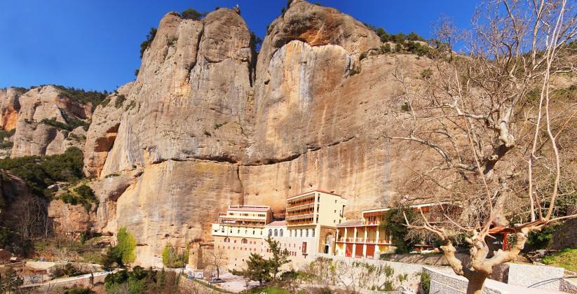 Ιερά Μονή Μεγάλου Σπηλαίου