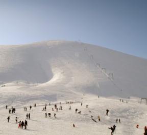 χιονοδρομικο δραμα φαλακρο