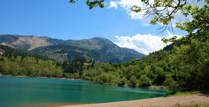 Λίμνη Τσιβλού